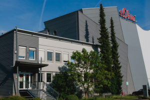 Headquarter s.Oliver Modehersteller in Rottendorf bei Würzburg