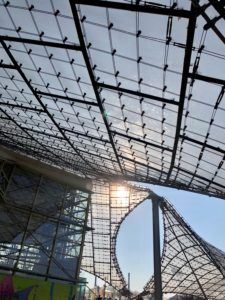Olympiaturm München Olympiapark