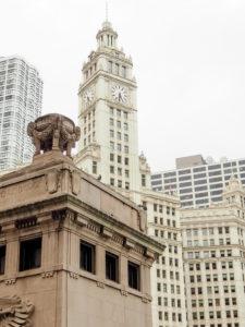 Chicago Sightseeing Tourismus USA im Herbst