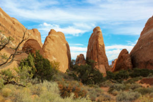 Garden of the Gods National Park Colorado Springs USA