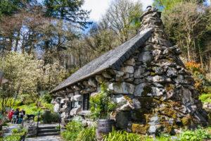 Wales, Gwynedd, Snowdonia National Park, Capel Curig, The Ugly House