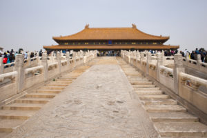 The Forbidden City, Beijing, China