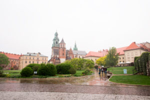 Wawel Royal Castle and Cathedral, Krakow, Poland