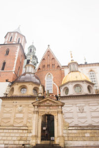 Wawel Cathedral, Krakow, Old Town, Poland