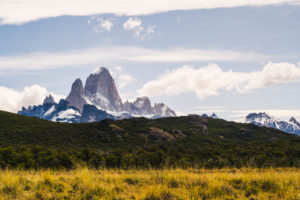 Argentina, Scenic view of†Fitz†Roy mountain