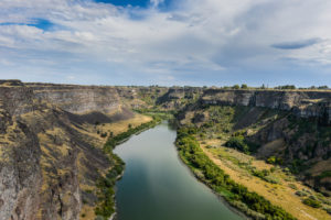 USA, Idaho,†Twin Falls,†Snake River Plain