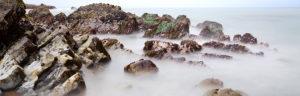 Kalifornien, Pazifikküste, Big Sur, Strand, Gischt, Brandung