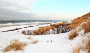 Nordsee, Insel, Sylt, Winterszene