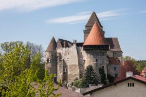 Burg Heidenreichstein, Heidenreichstein, Waldviertel, Niederösterreich, Österreich