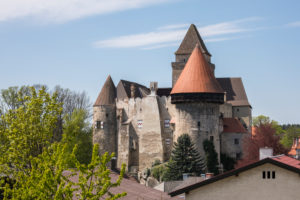Heidenreichstein Castle, Heidenreichstein, Waldviertel Region, Lower Austria, Austria