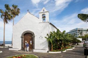 Kapelle San Telmo, Puerto de la Cruz, Teneriffa, Kanarische Inseln, Spanien