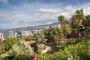 Taoro Park, Puerto de la Cruz, Tenerife, Canary Islands, Spain