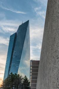 Frankfurt am Main, Hessen, Deutschland, Europäische Zentralbank