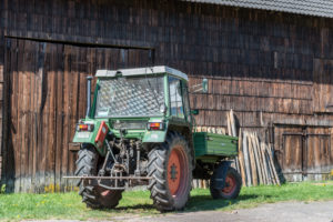Michelstadt, Hessen, Germany, Fendt F 345 GT implement tractor, year of construction 1996, 45 HP, type 345 / 0S, displacement 2827 cc