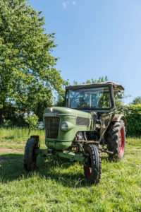 Michelstadt, Hessen, Fendt Dieselross Farmer 2D, type FW 228, year of construction 1963, 28 HP, 1990 ccm.