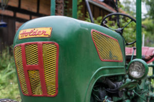 Breuberg, Hessen, Germany. Holder tractor type B 12, year of construction 1955, 12 HP, displacement 604 ccm.