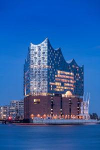 Konzerthaus Elbphilharmonie, Hamburg, Deutschland, Europa