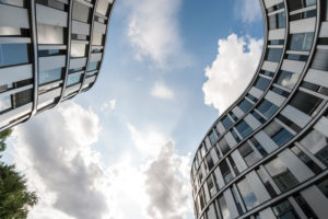 Facade,Modern Architecture,The Wave,Hamburg,Germany