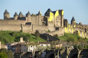 Zidatelle, Carcasonne, Canal du Midi, France, France