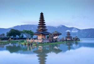 Pura Ulun Danau, Lake Bratan, Bali