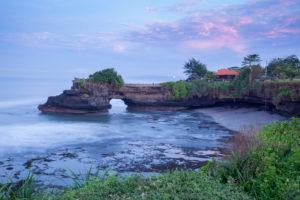 Pura Batu Bolong near Pura Tanah Lot, Bali