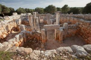 Post-Tayotic period house (550-123 BC), Torre den Galmes, Menorca