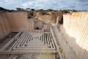 Quarry Pedreres des Hostal, Menorca