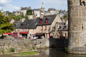 Fougeres, Brittany France, France