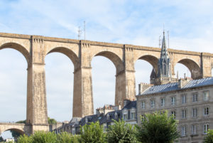 Viaduct from Morlaix France, France