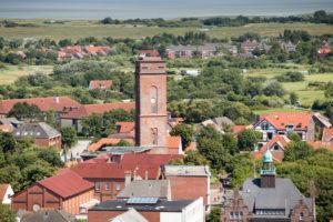 Old lighthouse, Borkum, East Frisian Islands