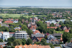 Evangelical Reformed Church, Borkum, East Frisian Islands