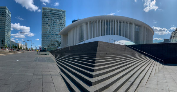 Luxembourg, Philharmonic. Luxembourg