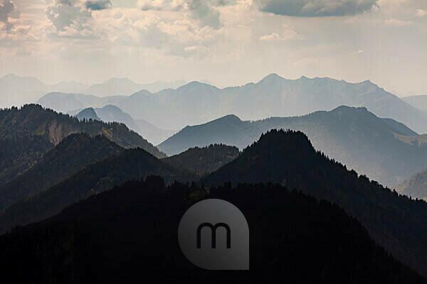 Germany, Bavaria, Ruhpolding, Alps