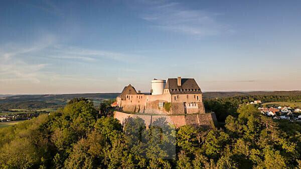 Otzberg, Hessen, Germany, Veste Otzberg