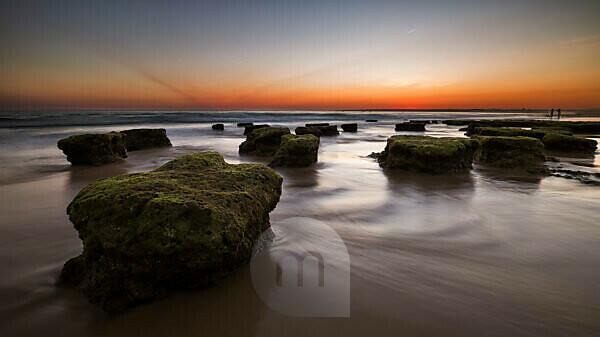 Portugal, Albufeira, Praia de Gale