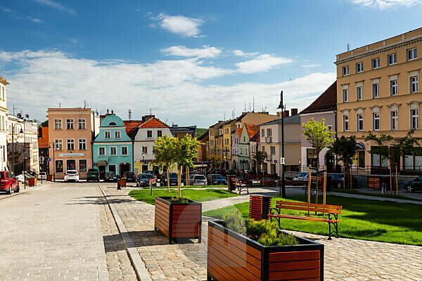 Europe, Poland, Lower Silesia, Bolkow / Bolkenhain