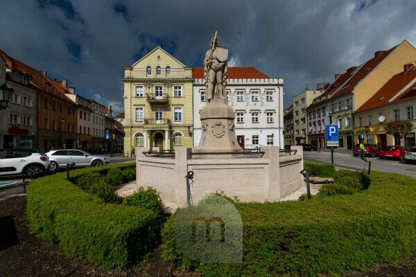 Europe, Poland, Lower Silesia, Sroda Slaska / Neumarkt in Schlesien