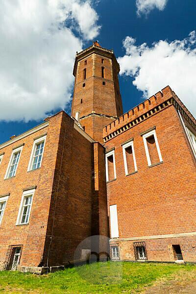 Europe, Poland, Lower Silesia, Legnica / Liegnitz - castle