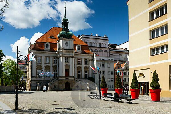 Europe, Poland, Lower Silesia, Legnica / Liegnitz
