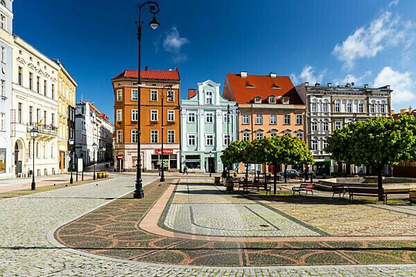 Europe, Poland, Lower Silesia, Walbrzych / Waldenburg