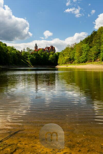 Europe, Poland, Lower Silesia, Czocha castle / Tzschocha