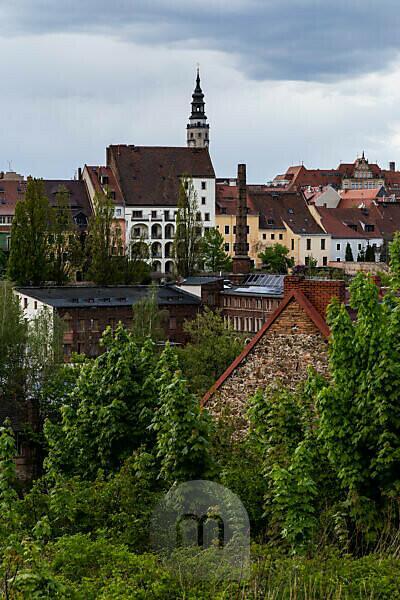 Europe, Poland, Lower Silesia, Zgorzelec / Görlitz
