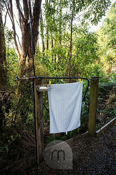 Außen Waschplatz in Akaroa