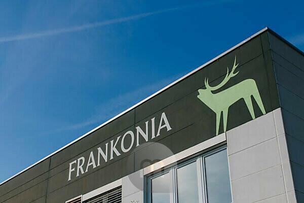 Frankonia Jagd headquarters in Rottendorf near Würzburg