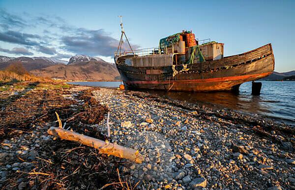 Great Britain, Scotland, Highlands, Isle of Skye
