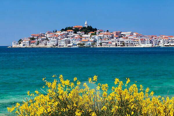 Primosten (village), Croatian Adriatic Coast, Dalmatia, Croatia