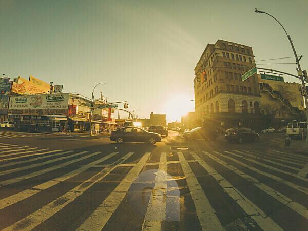 streets of coney island, nyc