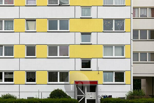 Germany, Mecklenburg-Vorpommern, Schwerin, Dreesch, prefabricated housing estate
