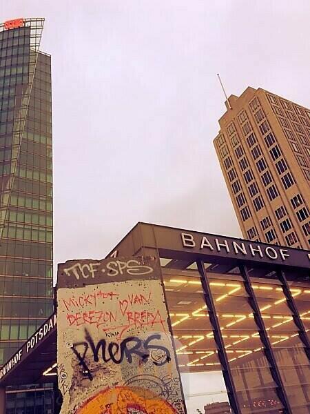Germany, Berlin, Potsdamer Platz station
