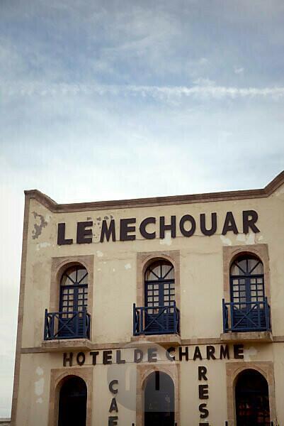 Hotel, Haus, Essaouira, Marokko